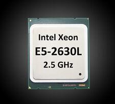 Intel Xeon E5-2630L Six-Core   6x 2.0 - 2.5 GHz   12 Threads   CM8062107185405
