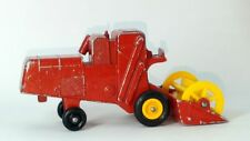 CLAAS COMBINE HARVESTER ~ Matchbox Lesney 65 C ~ Made in England in 1967