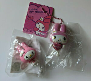 2 L-o-v-e My Melody Squishy Collectables