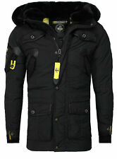Parka homme Geographical Norway Parka Acrobate noir