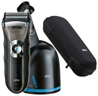 Braun Series 3 390CC-4 Self-Cleaning Electric Shaver