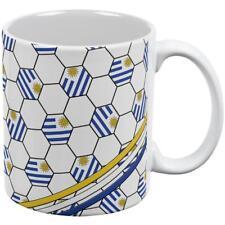 World Cup Uruguay Soccer Ball All Over Coffee Mug