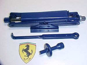 Ferrari 275 Tool Jack Kit_Extension_Ratchet_GTB/4 GTS GTB OEM