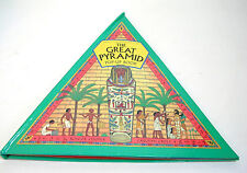 The Great Pyramid Pop-Up Book by Roscoe Cooper and Carolyn Croll