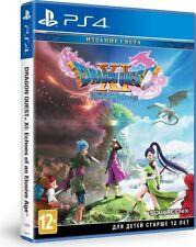 * Nuevo * Dragon Quest XI: ecos de una evasiva edad (PS4, 2018) Eng, GER, ITA, fre, Spa