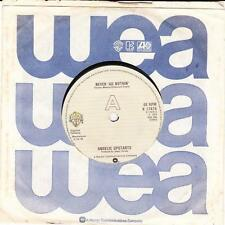 ANGELIC UPSTARTS (UK 45 '79) NEVER 'AD NOTHING - PUNK - KBD
