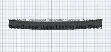 Volkswagen VW T5 Rear Bumper Upper, Load Area CLEAR guard Protection Foil shield