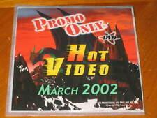 Promo Only Dj Dvd March 2002 Mick Jagger Jennifer Lopez Cher Shakira Rob Zombie