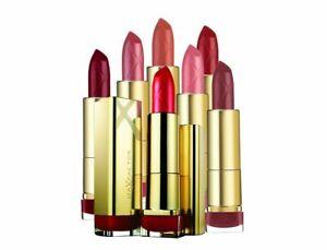 MAX FACTOR Colour Elixir Lipstick 4ml - CHOOSE SHADE - NEW