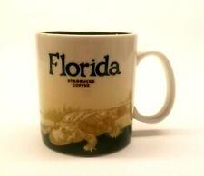 2012 Starbucks Global Icon FLORIDA 16 oz Coffee Tea Mug