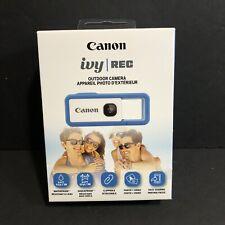 NEW Canon IVY REC Full HD Digital Still Image Video Outdoor Camera FV-100-BL