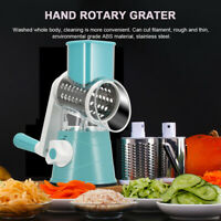 Manual Vegetable Cutter Multi Chopper Potato Carrot Onion Grater Dicer Shredder
