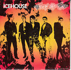 """ICEHOUSE Touch The Fire PICTURE SLEEVE 7"""" 45 rpm record + juke box title strip"""