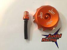 KTM Orange Fuel Cap & Vent All KTM