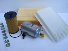 LAND ROVER DISCOVERY 3 TDV6 2.7 DIESEL SERVICE FILTER KIT - 04 TO 06 - NEW 0063