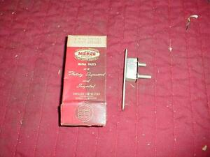 NOS MOPAR 1949 1950 WIPER SWITCH CIRCUIT BREAKER  DODGE DESOTO CHRYSLER