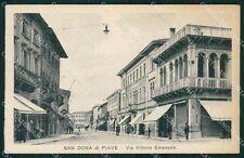 Venezia San Donà di Piave cartolina QK9412
