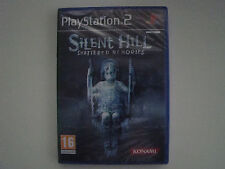 SILENT HILL SHATTERED MEMORIES PAL PS2 New Sealed