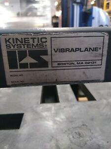 KINETIC SYSTEMS VIBRAPLANE 1201-01-30