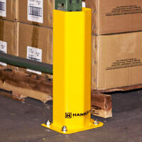 """POST PROTECTOR for PALLET RACKING - 12"""" tall P12 Handle-It (NEW)"""