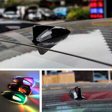 Decoration Shark Fin Style Auto Car LED Solar Warning Taillight Rear Flash Light
