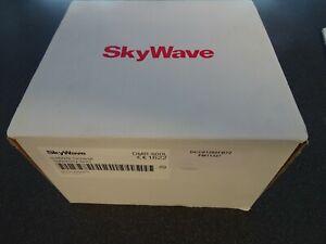 Skywave DMR-800D Terminal reliable burst-messaging Long Range Identification