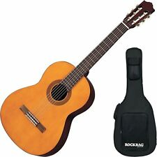 Yamaha C 40 Akustik Gitarre Klassik Akustische Konzert Gitarre + Tasche SET NEU