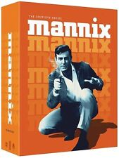 Mannix: The Complete Series DVD