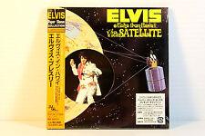 ELVIS PRESLEY: ALOHA FROM HAWAII~ JAPAN MINI LP CD ~ AUTHENTIC, VERY RARE, OOP