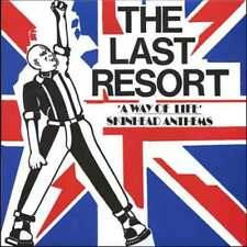 The Last Resort ‎– A Way Of Life - Skinhead Anthems LP