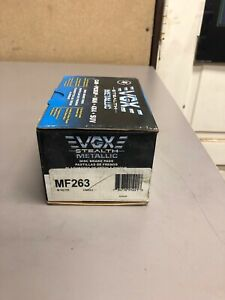 VGX MF263 Disc Brake Pad, Front NOS