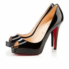 Christian Louboutin Women's Peep Toe Heels