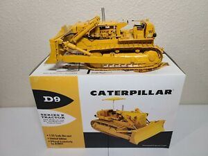 Caterpillar D9 Series E Hydraulic Blade - First Gear 1:25 Scale #49-3172 New!