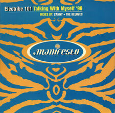 "Electribe 101 – Talking With Myself '98 Vinyl 12"" Single 1998 House, Trance"