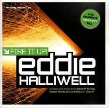 Mixmag pres Eddie Halliwell : Fire It Up (15 trk CD / 2006)