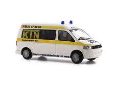 Rietze 53612, VW T5 GP Bus MD, Krankentransport Nord Berlin, neu, OVP