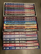 Star Blazers The Complete Series (Series/Season 1, 2, 3) Dvd Box Set Collection