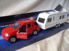 Voitures, camions et fourgons miniatures en plastique Caravan 1:43