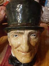 Vintage John Peel A Mark Large 6.5� Royal Doulton Porcelain Character Toby Mug