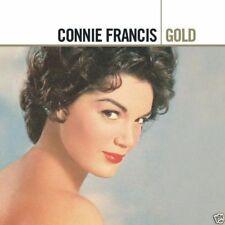 CD de musique vocaux Connie Francis