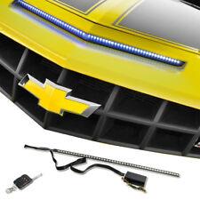RGB LED Lights Rider Knight Scanner Strip lamp Fit 2010-14 Camaro SS Under Hood