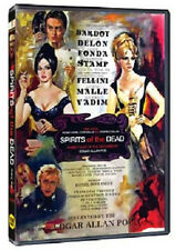 Spirits Of The Dead / Federico Fellini, Jane Fonda, 1968 / NEW, 3 Disc