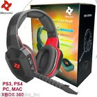 Universal Wireless Gaming Stereo Headset - PS3 PS4 XBOX 360 PC NEW AUSTRALIA GD