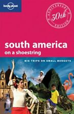 Lonely Planet South America on a shoestring (Travel Guide),Lonely Planet,St Lou