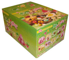 Rare! Re-ment Miniature Strawberry Green Bean & Egg Full Set of 10 pcs