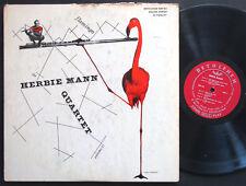 HERBIE MANN QUARTET Flamingo Volume 2 LP BETHLEHEM BCP-24 US 1955 DG MONO