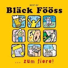 """BLÄCK FÖÖSS """"BEST OF...ZUM FIERE"""" CD NEUWARE"""