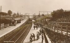 Shildon Railway Station Photo. Bishop Auckland to Heighington and Stockton. (9)