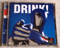 PEPSI MAN Pepsiman PlayStation PS1 Japan Used F/S