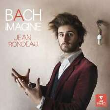 Jean Rondeau - Bach Imagine NEW CD